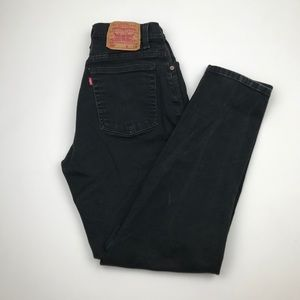 Vintage LEVI'S 550 Wedgie Stretch Jeans Re/Done